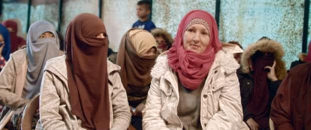 Polman and other ISIS brides are featured in the documentary by Alba Sotorra Clua and her Barcelona-based production company Alba Sotorra Cinema Productions.