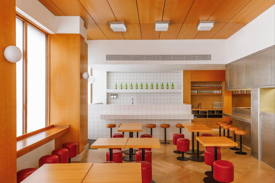 <p>Midcentury goodness: the new east London opening</p> (Bao)