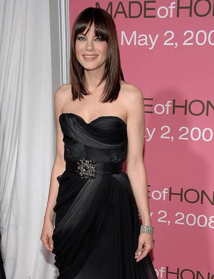 "<a href=""http://movies.yahoo.com/movie/contributor/1804504037"">Michelle Monaghan</a> at the New York City premiere of <a href=""http://movies.yahoo.com/movie/1809878258/info"">Made of Honor</a> - 04/28/2008"