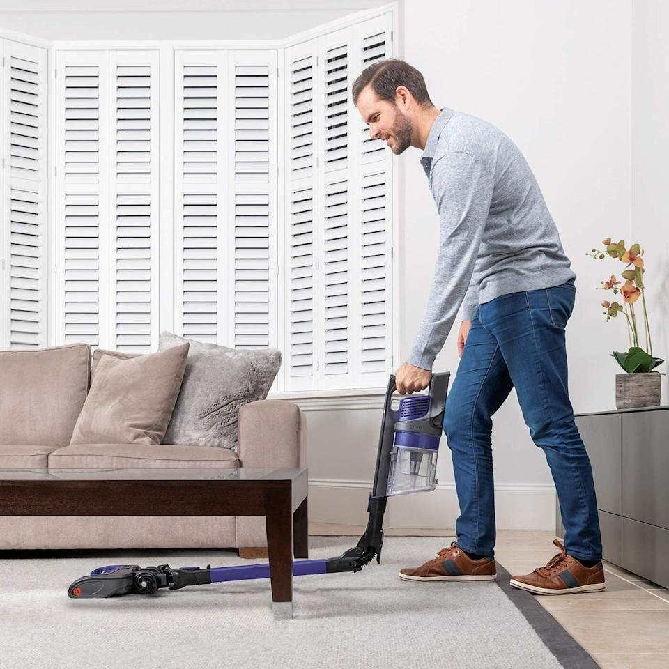 Make cleaning a doddle with this clever gadget. (Dyson)