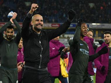 "The chairman of English Premier League champions Manchester City is confident the club will reach even greater heights under the ""relentless"" Pep Guardiola despite having just completed a record-breaking season."