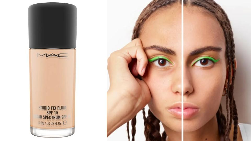 MAC Studio Fix Fluid Foundation SPF 15 - Nordstrom, $23 (originally $33)