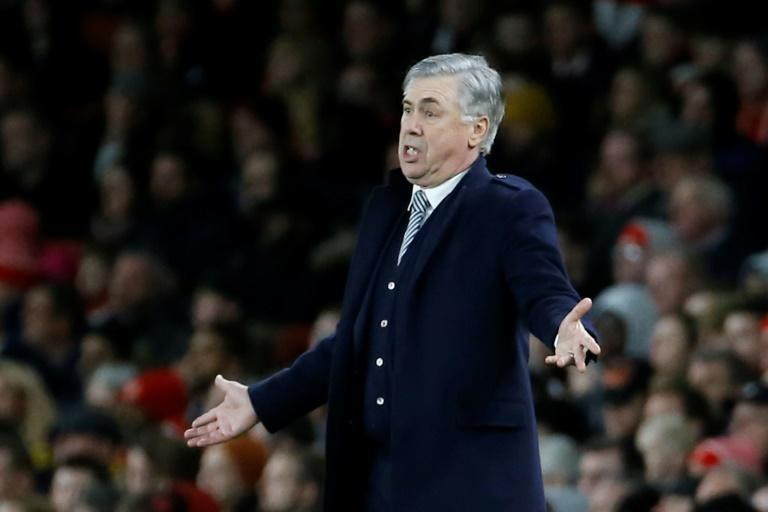 Ancelotti is accused of hiding over one million euros of secondary earnings from the Spanish tax authorities (AFP Photo/Tolga AKMEN)