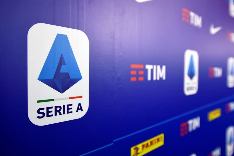 Italy to allow 1,000 fans at Serie A games from Sunday