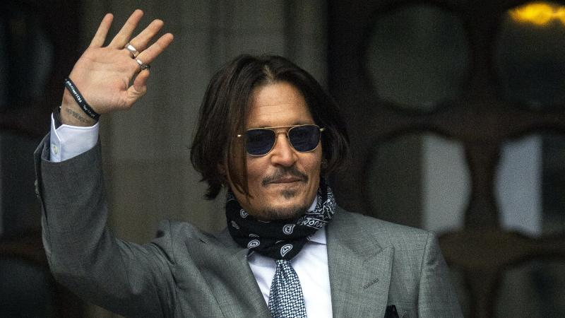 Paper made up quotes to defame Depp, actress tells United Kingdom libel trial
