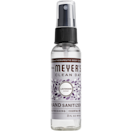 """You trust Mrs. Meyer's products to clean just about everything in your home — including dishes and <a href=""""https://www.allure.com/gallery/best-laundry-detergent-sensitive-skin-soaps-cleaners?mbid=synd_yahoo_rss"""" rel=""""nofollow noopener"""" target=""""_blank"""" data-ylk=""""slk:laundry"""" class=""""link rapid-noclick-resp"""">laundry</a> — so it's no different when it comes to your hands. The lavender-scented Clean Day Hand Sanitizer (pictured above) not only smells extra soothing, but the formula includes calming ingredients like aloe vera for a softening touch. All the while, 62 percent ethyl alcohol effectively kills bacteria. This convenient, affordably-priced spray bottle also comes in Basil."""