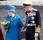"<p>Elizabeth and Philip do not share the same bedroom, but instead have connecting bedrooms. It's always been that way for them, even when they lived in Clarence House. According to their cousin <a href=""https://www.vanityfair.com/style/society/2012/01/queen-elizabeth-201201"" rel=""nofollow noopener"" target=""_blank"" data-ylk=""slk:Lady Pamela Mountbatten"" class=""link rapid-noclick-resp"">Lady Pamela Mountbatten</a>, ""In England the upper class have always had separate bedrooms. You don't want to be bothered with snoring, or someone flinging a leg around. Then when you are feeling cozy you share your room sometimes. It is lovely to be able to choose.""</p>"