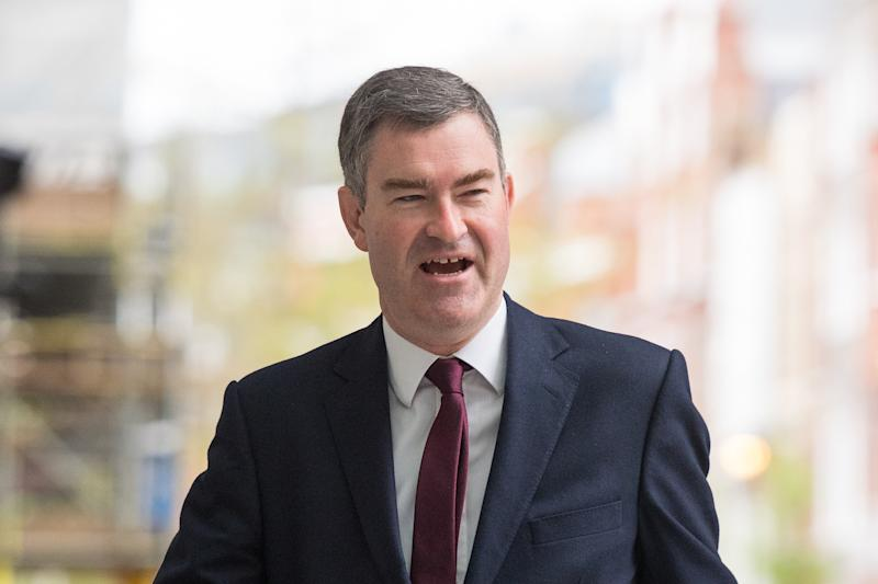 David Gauke said he would not go against the government in a no-confidence vote (Picture: PA)