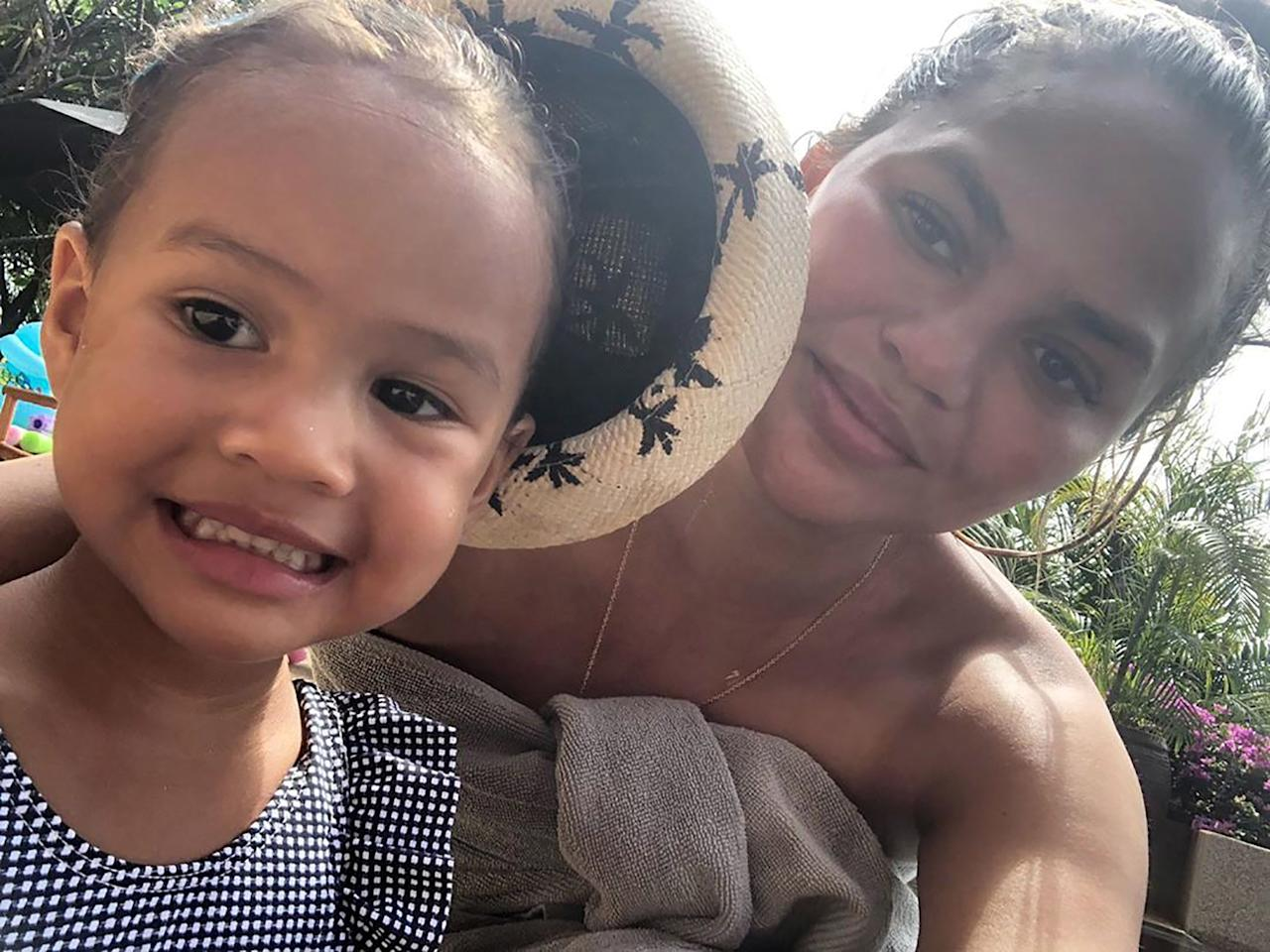 """While he may have reached EGOT status for his various talents, it seems there's one award that's still out of Legend's reach: <a href=""""https://people.com/style/john-legend-proves-good-instagram-husband-after-chrissy-teigen-jokingly-disses-him/"""">trophy Instagram Husband</a>. Teigen not-so-subtly called him out for not being considerate of """"angles or lighting or general photo ambience"""" during their photo-op filled getaway in a mock-modest <a href=""""https://www.instagram.com/p/B1lFB0uhj_E/"""">Instagram post</a>.  """"I never have pictures of myself because I am selfless and am the designated photo taker and keeper for my family and no one else seems to care to be thoughtful and take good photos of me they merely click them off without paying attention to angles or lighting or general photo ambience,"""" she captioned a smiling selfie of her and Luna. In case the """"All of Me"""" singer didn't take the hint, she added, """"but it's okay. such is the life I chose. (To john).""""  <a href=""""https://www.instagram.com/p/B1lahHMl0Fc/"""">Comments by Celebs</a> captured his response, which he kept short and sweet: """"Wow."""""""
