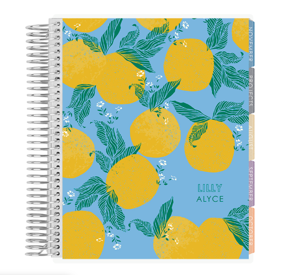 """<h3><a href=""""https://www.erincondren.com/fruity-beauty-academic-planner"""" rel=""""nofollow noopener"""" target=""""_blank"""" data-ylk=""""slk:Erin Condren Fruity Beauty Academic Planner"""" class=""""link rapid-noclick-resp"""">Erin Condren Fruity Beauty Academic Planner</a></h3><br>With the new year on the horizon, it's prime planning time — and our <a href=""""https://www.refinery29.com/en-us/best-planners"""" rel=""""nofollow noopener"""" target=""""_blank"""" data-ylk=""""slk:readers' favorite planner brand"""" class=""""link rapid-noclick-resp"""">readers' favorite planner brand</a>, Erin Condren, is currently dishing out 30%-off sitewide deals for Black Friday. <br><br><strong>Erin Condren</strong> Fruity Beauty Academic Planner, $, available at <a href=""""https://www.erincondren.com/fruity-beauty-academic-planner"""" rel=""""nofollow noopener"""" target=""""_blank"""" data-ylk=""""slk:Erin Condren"""" class=""""link rapid-noclick-resp"""">Erin Condren</a>"""