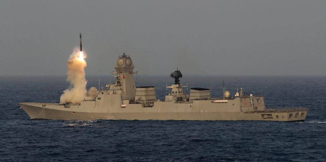 This Is What China Has To Fear From India's BrahMos Missiles