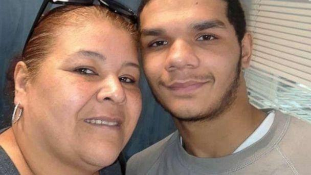 PHOTO: Nicholas Feliciano and his grandmother are seen in this undated family photo released by the Legal Aid Society. (via Legal Aid Society)