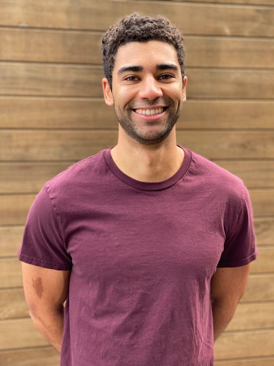 <p>Marcus and the <em>Bachelorette</em> are both 30 years old, but that doesn't guarantee a connection. But, add in the fact they both live in Washington and their future is looking brighter. Marcus works as a real estate broker.</p><p><strong>Age: 30</strong></p><p><strong>Hometown: Vancouver, WA</strong></p><p><strong>Instagram:</strong></p>