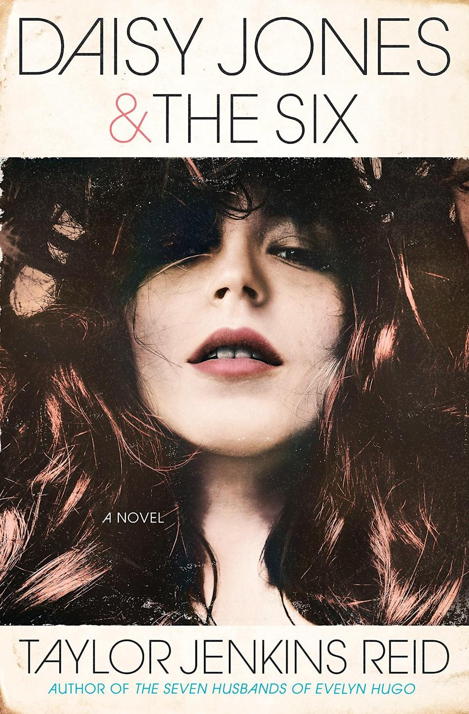 """Queue up Stevie Nicks, Janis Joplin, and Joni Mitchell, then dive headfirst into the world of <em>Daisy Jones & the Six.</em> The novel is structured like an oral history and tells the story of an iconic '70s band that had a meteoric rise to fame—and burned out just as quickly. <a href=""""https://variety.com/2018/tv/news/amazon-daisy-jones-the-six-series-reese-witherspoon-1202883814/"""" rel=""""nofollow noopener"""" target=""""_blank"""" data-ylk=""""slk:Reese Witherspoon"""" class=""""link rapid-noclick-resp"""">Reese Witherspoon</a> is already adapting the book into an Amazon miniseries, so get ready for this to be your next <em>Big Little Lies</em>–level obsession."""