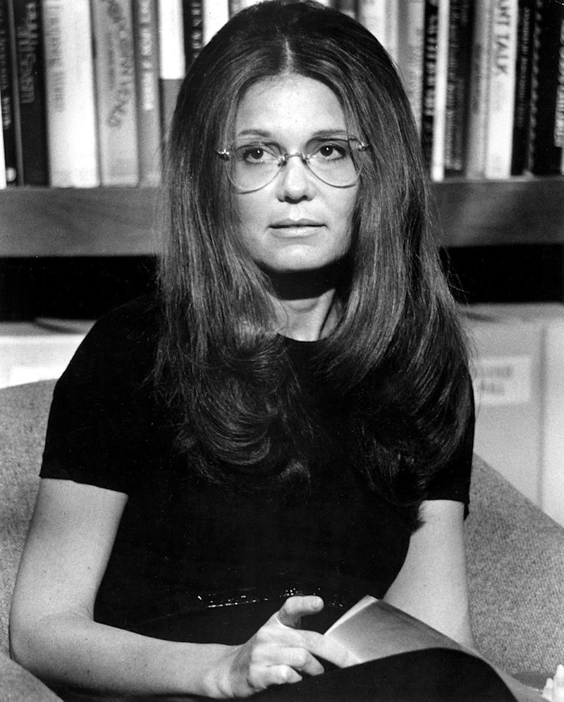 gloria steinem biography