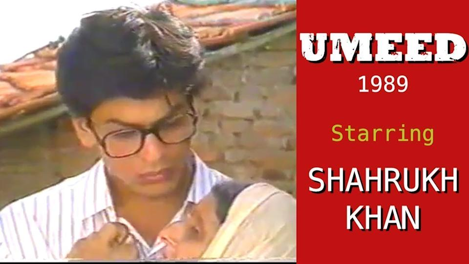 Shah Rukh in Umeed