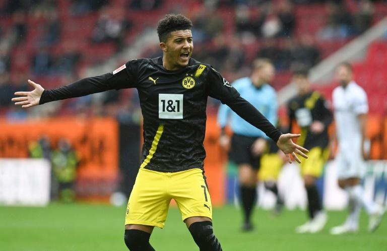 England winger Jadon Sancho has so far struggled to recapture last season's blistering form for Dortmund in 2020/21