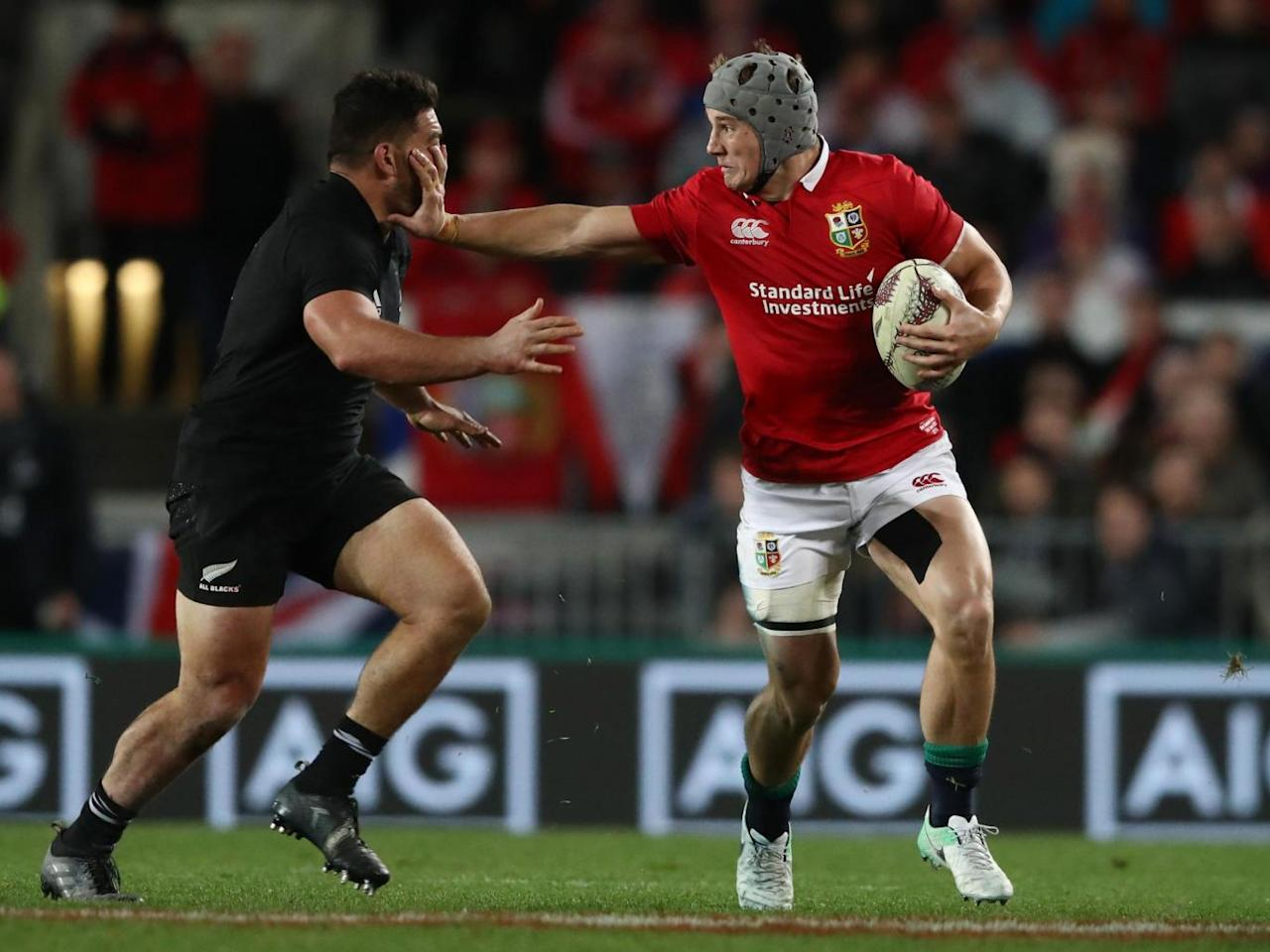 British and Irish Lions 2017: Jonathan Davies focusing on small issues as tourists know they must make history