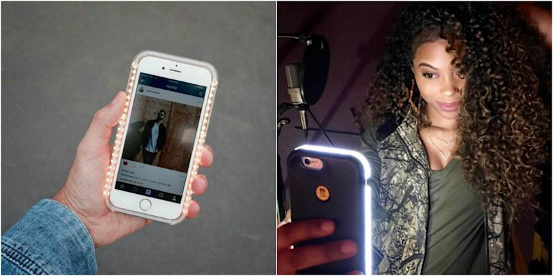online store 5e359 9de42 If You're Not Using a Selfie Light Already, You Probably Will Be Soon