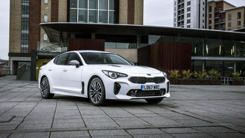 Kia Stinger Release Date Usa >> 2020 Kia Stinger Gt Line Becomes Only 2 0 Liter Model On Offer