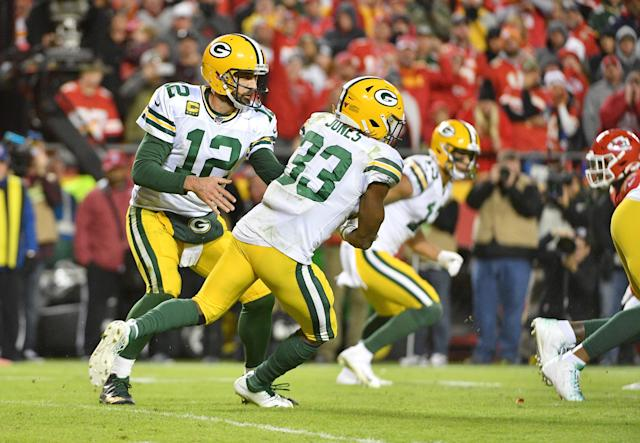 Packers Are Super No. 3: It's Aaron-Squared