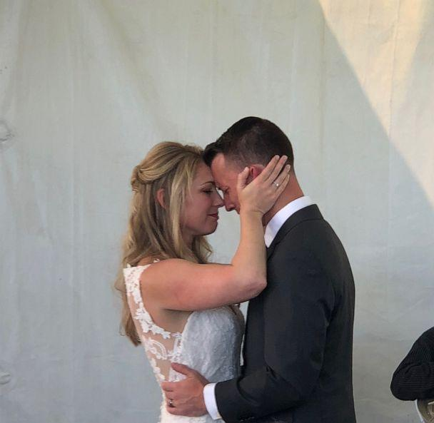 PHOTO: Aaron Quinn and Denise Huskins were married in 2018. (Aaron Quinn and Denise Huskins)