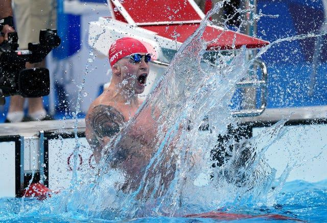 Peaty produced a dominant display to take victory