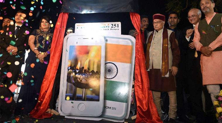 Ringing Bells' server crashed, Freedom 251 bookings to resume after 24 hrs