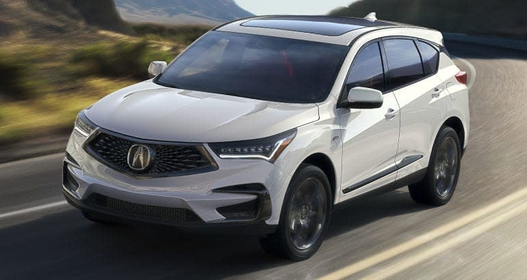 All New 2019 Acura Rdx Gains Advanced Safety Systems