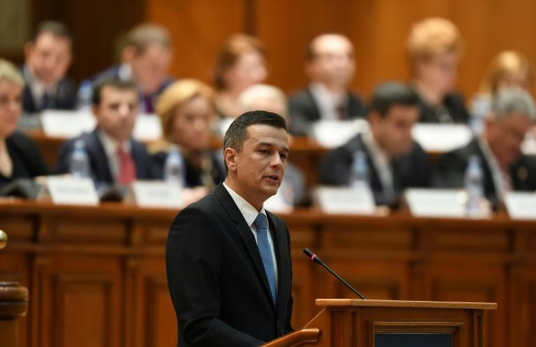 Romania's ruling party to decide whether to ax its premier