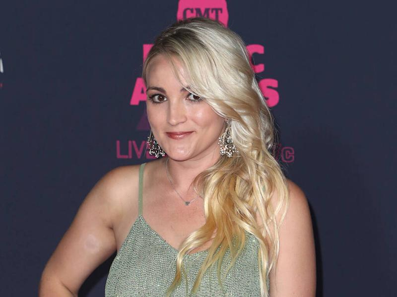 Jamie Lynn Spears shuts down question about Britney's mental health