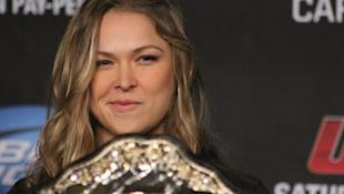 Ronda Rousey wants a fight with Bethe Correia.