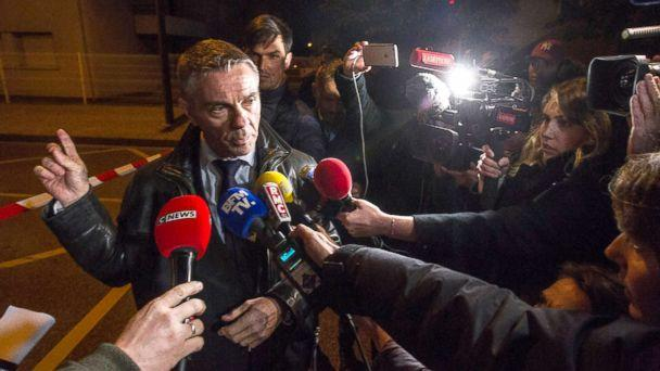 PHOTO: French prosecutor Pierre Yves Couilleau speaks to media during a press briefing near the IGS campus near Toulouse, France, Nov. 10, 2017. (Frederic Scheiber/EPA)
