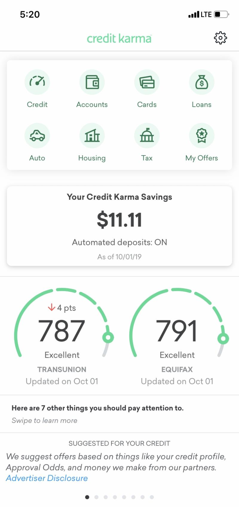 How can i access my credit karma account