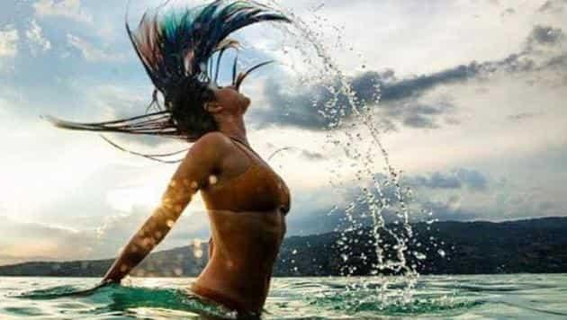 Katrina Kaif drops a bomb on Instagram in a bikini. Check out the picture