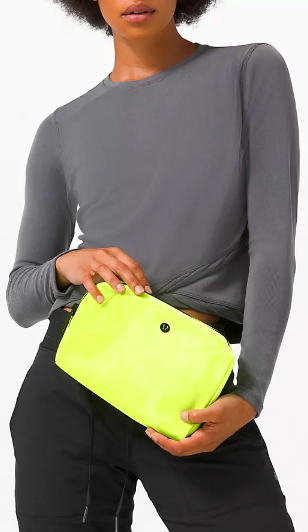All Your Small Things Pouch 4L (Photo via Lululemon)