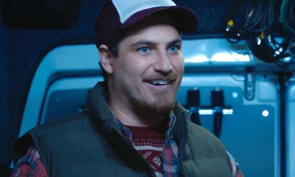<p>The comedy star known for his roles in <em>The Mindy Project</em> and Happy Endings played cameraman Gary who let Tony use his news van to find the Mandarin <em>Iron Man 3.</em> </p>