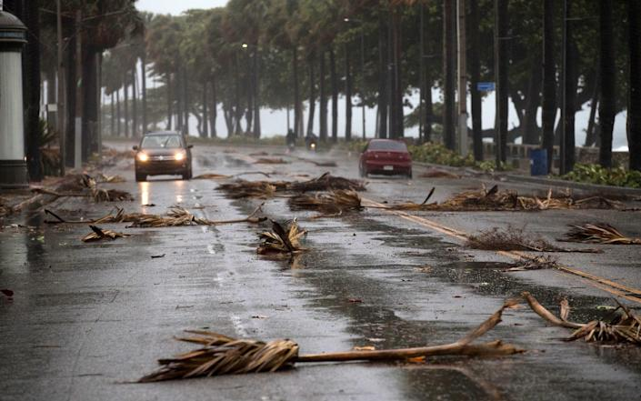 The Dominican Republic was hit by tropical storm Isaias at the end of last week - Shutterstock