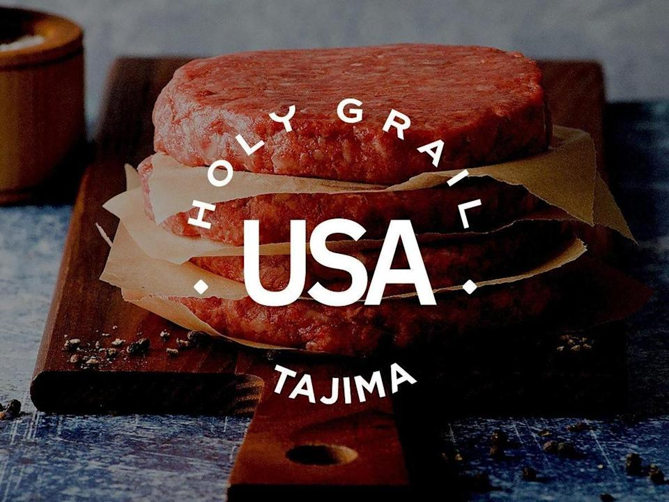 """<p><strong>Steak Flights & Gifts</strong></p><p>holygrailsteak.com</p><p><strong>$199.00</strong></p><p><a href=""""https://go.redirectingat.com?id=74968X1596630&url=https%3A%2F%2Fholygrailsteak.com%2Fcollections%2Fcare-packages-gifts%2Fproducts%2Fburger-loader&sref=https%3A%2F%2Fwww.townandcountrymag.com%2Fleisure%2Fdining%2Fg23937264%2Fgourmet-food-gifts%2F"""" rel=""""nofollow noopener"""" target=""""_blank"""" data-ylk=""""slk:Shop Now"""" class=""""link rapid-noclick-resp"""">Shop Now</a></p><p>Get the grill lover this set of twelve half-pound burger patties made from richly marbelized Wagyu beef (the American breed descended from Japan's famous Kobe cattle) and twelve made from a mix of Wagyu brisket, sirloin, and short rib—it will take their burger game to new heights.</p>"""