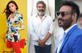 RRR: Alia Bhatt, Ajay Devgn to feature in SS Rajamouli's next
