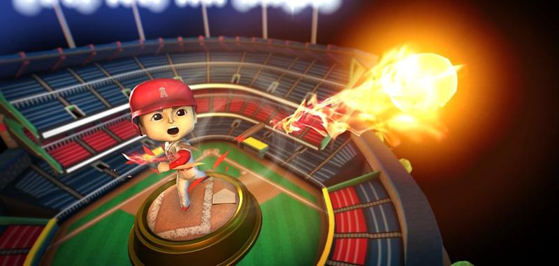 If Los Angeles Angels rookie Shohei Ohtani hits a grand slam, an MLB Crypto Baseball Player could receive a special edition digital collectible featuring Ohtani and a fireball.