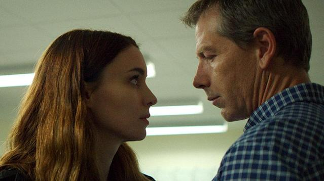 """Rooney Mara! Ben Mendelsohn! That's all you need to know about the above clip, which hails from the upcoming movie """"Una."""""""