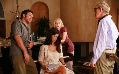 Vicky Cristina Barcelona  - Credit: Victor Bello/Film Stills
