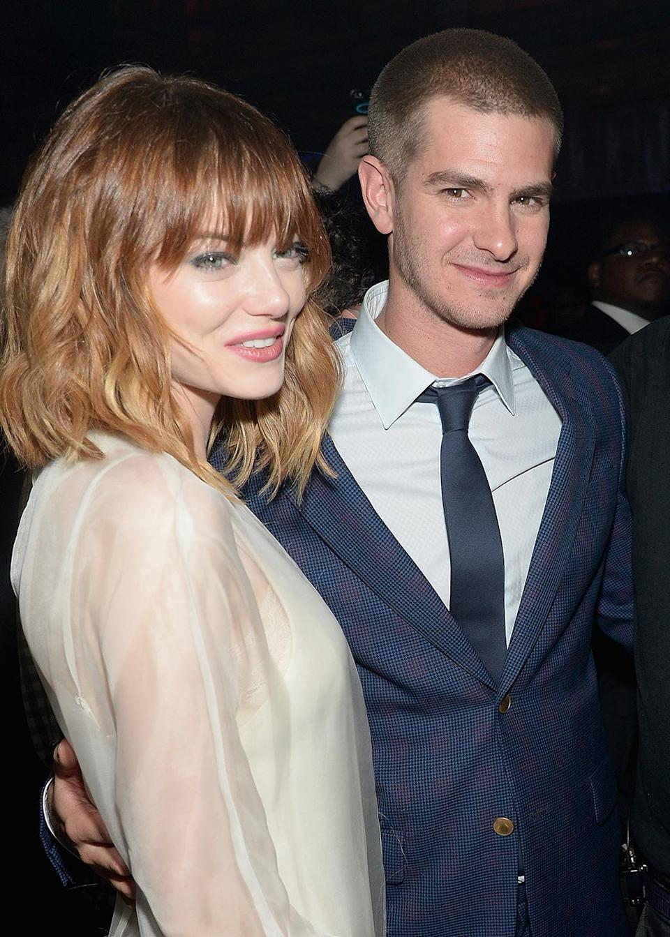 <p>The co-stars dated for almost five years before calling it quits in 2015. (Photo: Jamie McCarthy/Getty Images) </p>