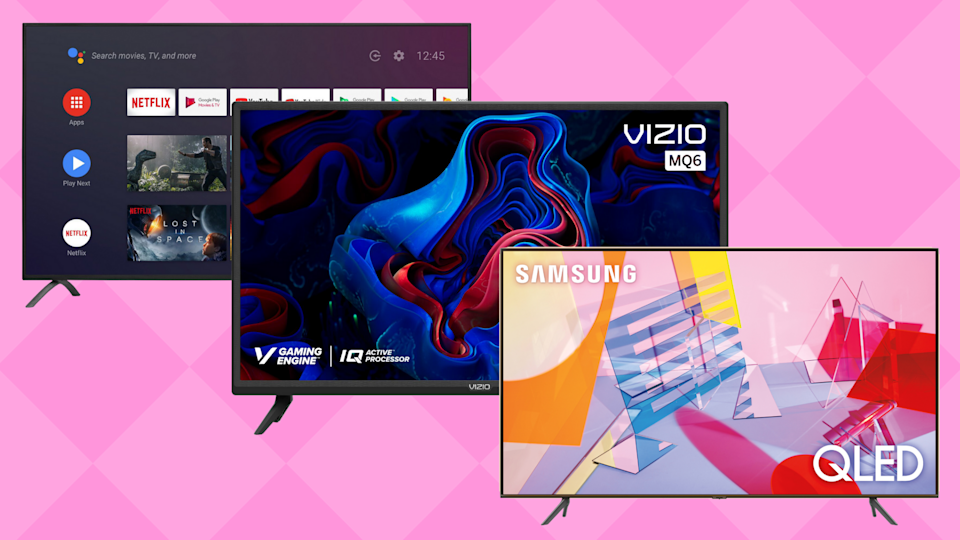 It's not too late to take advantage of Walmart's sale on sleek, stunning 4K HD TVs. (Photo: Walmart)