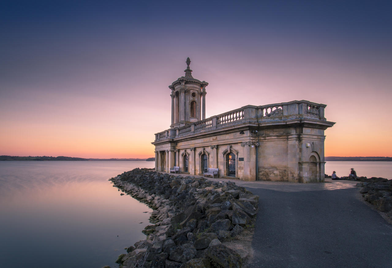 <p>Halifax said residents in Rutland have some of the biggest homes in rural Britain, with an average of 6.4 habitable rooms. [Picture: Getty] </p>