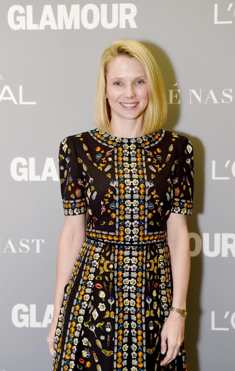 Marissa Mayer Leaps Off Glass Cliff With $23 Million Golden Parachute