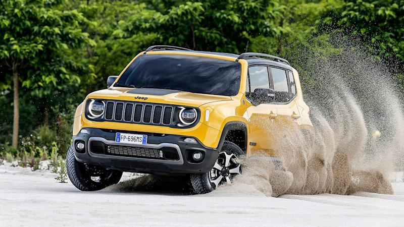 Jeep Renegade 2019 - Europa