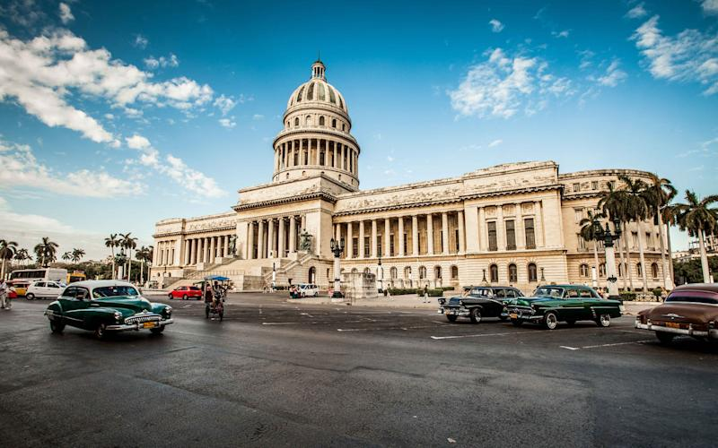 Cuban infrastructure is struggling to cope with tourism, reports say - Andrey Armyagov - Fotolia