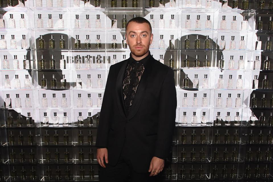 Sam Smith would reportedly like to be referred to as 'they' or 'them' [Photo: Getty]